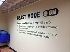 Gym Decorating Ideas More
