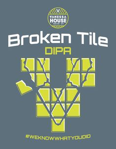 Broken Tile DIPA Shirt