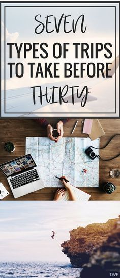 7 Types of Trips to Take Before 30, Travel Ideas, Travel Before 30, Travel Goals, Bucket List Travel, Travel Abroad, Travel More, Where to Visit, #traveldestinations #travelideas #bucketlist #travelabroad #travelfar #travelblog