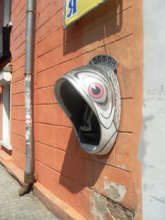 Fish phone #Creativity