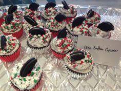 Oreo Bottom  Cupcakes