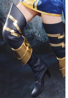 League of Legends Ashe Cosplay Costume Custom | eBay