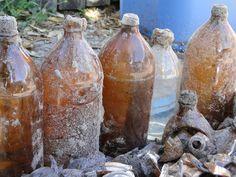 prohibition era moonshine bottles