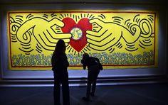 Più di cento opere dell'artista statunitense Keith Haring raccolte in una grande esposizione al Palazzo Reale di Milano. Dal 21 febbraio al 18