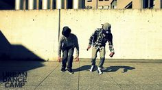AMAZING DUBSTEP DANCE TIME CONTROL
