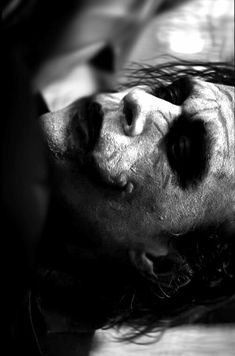 Photo of the joker for fans of The Joker 32138375 Der Joker, Joker Heath, Joker Art, Joker Photos, Joker Images, Dc Comics Peliculas, Perth, Batman Quotes, Black And White Picture Wall
