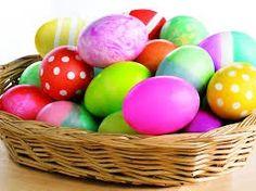 Santa Pasqua: come dipingere le uova | Bambini zero tre