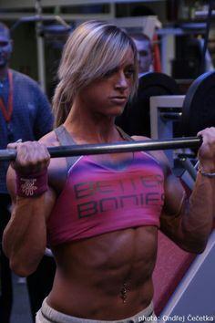 Katka Kyptova IFBB Pro