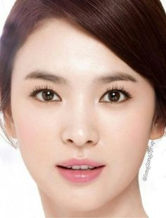 song hye gyo at DuckDuckGo Song Hye Kyo, Song Joong Ki, Beauty Full Girl, My Beauty, Beauty Hacks, Beauty Tips, Beautiful Girl Image, Most Beautiful Women, Simple Makeup