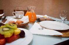 Petit déjeuner, Corral del rey, Séville