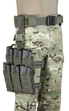 Voodoo Tactical Shingle- Can never have enough magazines.