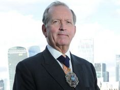 Lord Mayor Alan Yarrow