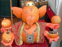 #elephant #om #pumpkin #halloween  #pumpkins #halloweencostume #scary #Ghosts #Ghoul #Ghouls #Witch #Witches #Horror #Vampire #Zombie #Fun #Magic #Scary #TrickorTreating #Gnome #Spooky #Castle #pumpkin #October #happyhalloween #candy #costume #trickortreat #peterpan