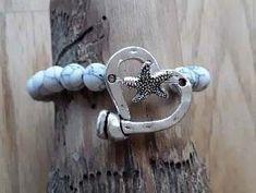 Chakra, Charm Armband, Door Handles, Bohemian Bracelets, Starfish, Gems Jewelry, Sterne, Heart, Silver