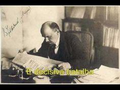 """""""A Internacional"""" em russo - Foi primeiro hino nacional da URSS"""