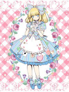 Alice, credit needed