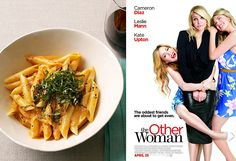 """Catch These 10 Delicious Recipes and Movie Pairings For a Fun Date Night In: If battling crowds and dropping a fortune on dinner, movie tickets, and diet-busting popcorn doesn't sound like your idea of """"romance,"""" stay home for date night instead!"""