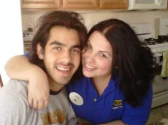 My son Connor and My Daughter Ashley