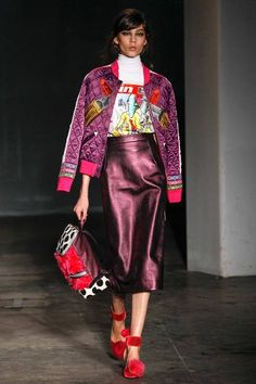 House of Holland   Fall 2014 Ready-to-Wear Collection   Style.com