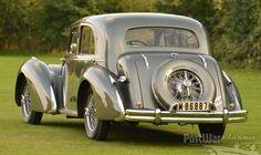 Talbot Lago T26 4.5 litre Saloon Saloon 1946