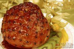 Receita de Tender bolinha ao molho e laranja - Comida e Receitas