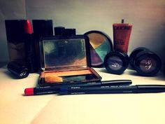 My favorite makeup <3