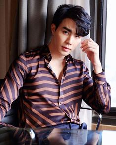 Hot Asian Men, Asian Boys, Look At This Dude, Thai Drama, Asian Actors, Actor Model, Handsome Boys, My Boyfriend, Pretty Boys