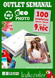 Promoción EcoFotos al 50%
