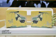cp soap butterfly  디자인비누