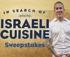"Grand Prize is a $250.00 Landmark Theatres Gift Card, Zahav: A World of Israeli Cooking autographed cookbook, and IN SEARCH OF ISRAELI CUISINE apron.    Email filmclubpromo@landmarktheatres.com by Wednesday, May 3, 2017 with ""IN SEARCH OF ISRAELI..."