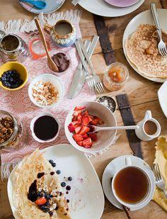 Make me Sunday breakfast!