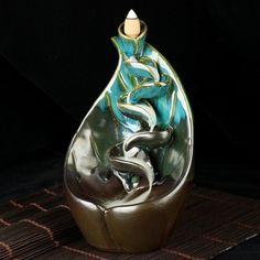 Antique Home Tibetan Silver  Spherical Incense Burner Hollow Flower Shape 2 Pack