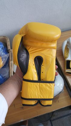 👉👉👉 DM us to inquire more!!! We are manufacturer & exporter of Custom made Boxing, MMA, Muay Thai, BJJ and other combat sports products as well as fitness and leather items. #boxingglovesonline #boxingglove #laceups #shine #potdesign #wednesday #boxingpics #mmaglobal #boxers #logo #name #mexican #newstyles #uk #usa🇺🇸 #clubsport #proclubs #boxinglegends #sport #combatsports #glutenfree #whiteboxingglove #handwrap #REX #australia #boxingwear #boxingstore #BoxingGear #traininggloves… How To Make Box, Combat Sport, Hand Wrap, Boxing Gloves, Judo, Muay Thai, Boxers, Karate, Glutenfree