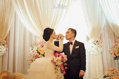 wedding day: Tisya & Ferry Wedding (Pernikahan Internasional)