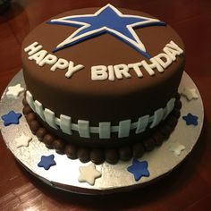dallas cowboys cakes pictures Dallas Cowboys Cake Cakes Party