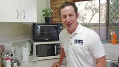 http://wortheverycent.net - Cleaning your microwave made easy!