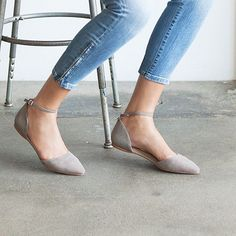Image result for gray d'orsay flats
