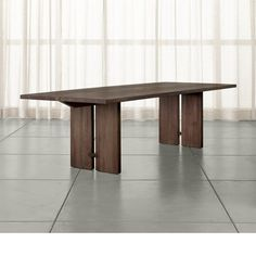 "Monarch Shiitake 108"" Dining Table 