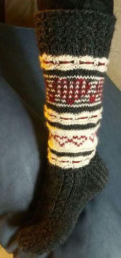 Woolen socks by tanya