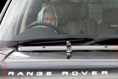 The Queen Of England Still Loves To Put The Pedal To The Metal