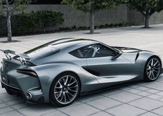 2017 Toyota Supra will come in late 2016 or early 2017