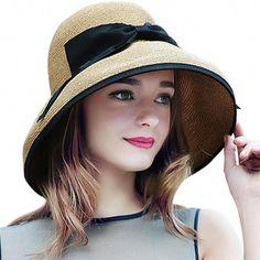Girl's Accessories Audacious Childrens Princess Sun Straw Hats Kids Girls Fashion Lace Straw Summer Beach Cap Year-End Bargain Sale Girl's Hats