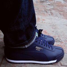 Puma Roma: Navy