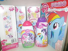 MY LITTLE PONY PUZZLE LOT STOCKING STUFFER GIFT BAG FAVORS