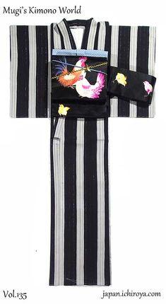 Welcome to Mugi's Kimono World !