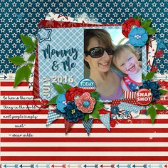 Created using Life 2016: July by Melissa Bennett Designs http://www.sweetshoppedesigns.com/sweetshoppe/product.php?productid=34622&cat=840&page=2 and Miss Fish Template Freebie for July 29 https://www.facebook.com/missfishscrapbooktemplates/