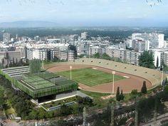 Winner Proposal - Eye Bird View Vallehermoso - Madrid