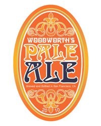 Home brew labels. Customized colors & wording available (56 Cali Oval Beer Labels for $52.15) | labelsonthefly.com