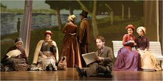 Sunday in the Park With George - Theater - Review - The New York Times