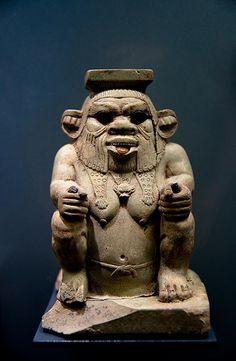 Ancient Nubian/Egyptian God Bes